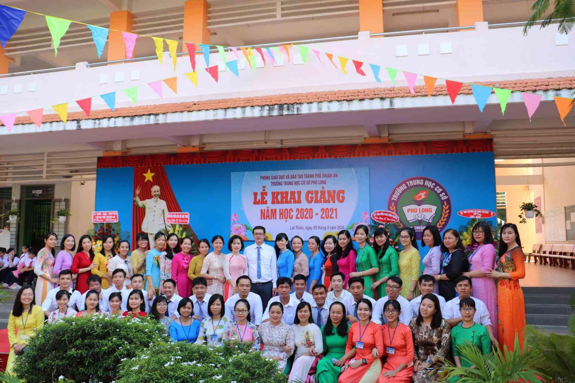 THCS Phú Long